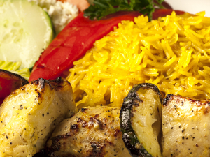 Paymons Broiled Chicken Kabob Sep 21st 2015