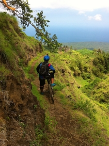 Penulisan To Tianyar - Advanced Mtb Tour