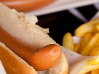 French Fries Hot Dog