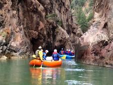 Rockwood Box Mountain Waters Rafting Durango Colorado 12