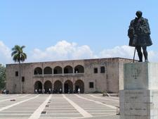 Santo Domingo Plaza Espana Alcazar De Colombus