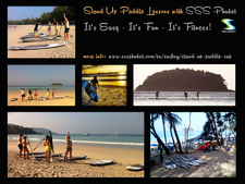 Stand Up Paddle Lesson Phuket S