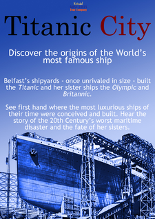 Titanic Tour Obv