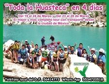 Toda La Huasteca 4 Das C