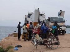 Ukerewe Island-Mwanza Ferry