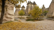 Naturally Formed Fairy Chimneys