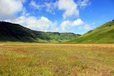 The Scenic View Of Tengger Caldera