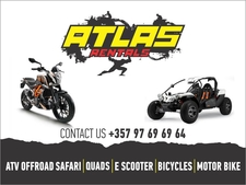 Advert Webside Atlas Rentals Limassol Cyprus