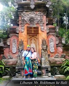 Bulan Madu Di Bali