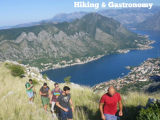 Hiking Gastronomy