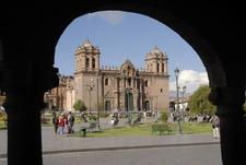 La Caterdral De Cusco