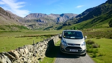 Nant Francon Valley Snowdonia