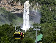 Parques Da Serra Bomdinhos - Canela -Rio Grande Do Sul State-Brazil.