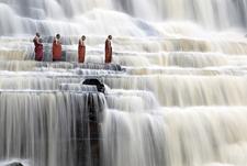 Poungour Water Falls