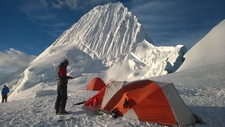 Nevado Alpamayo 5497m - Cordillera Blanca Peru