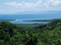 Alexandra Lookout Tonys Tropical Daintree Rainforest Tours