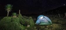 Camping At Simiens