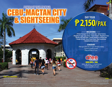 Cebu Mactan City And Sight Seeing Joiner Tour Package
