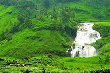 Clairs Falls Nuwara Eliya