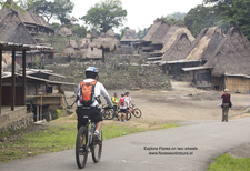 Explore Flores On Two Wheels
