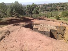 Rock-Hawn-Churches Lalibela