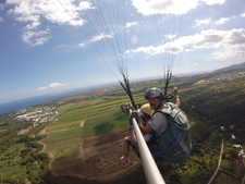 Reunion Island By Air Lagon Paragliding