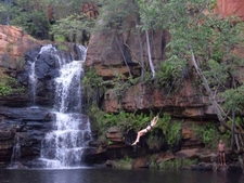 Galvans Gorge Fun Kimberley Tours