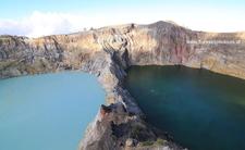 Kelimutu Crater Lakesendeflores Island