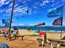 Kite Club Deck And Beach