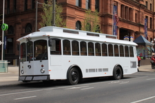 Philadelphia Sightseeing Tours Wedding Trolley