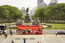 Philadelphia Sightseeing Tours On Benjamin Franklin Parkway
