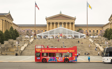 Philadelphia Sightseeing Tours With Rocky Steps