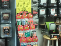 Inside Dave\'s Jerky Store