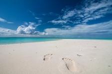 Sandbank Foot Print