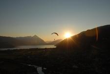 Twin Paragliding Interlaken Switzerland
