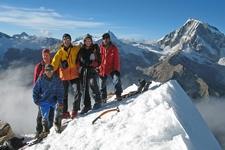 Cumbre Urus Juventino Bergspechte
