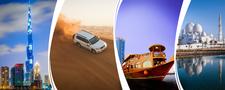 Dubai City Tour Desert Safari Dhow Cruise Abu Dhabi City Tour