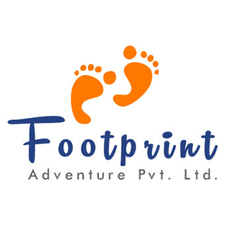 Footprint Adventure Icon