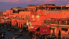 The Red City Marrakech