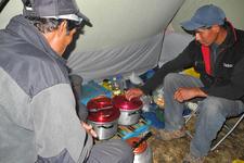 Nuestro Cocineros De Expediciones Treks