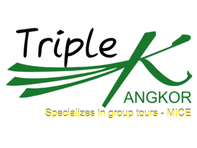 Triple K Angkor Logo Social Media With Background