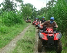 ATV Ride At Tabanan Village