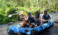 Ubud Rafting Activities