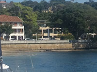 Rose Bay Dock