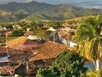 Trinidad Aerial View