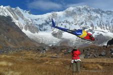 Annapurna Helicoper Tour