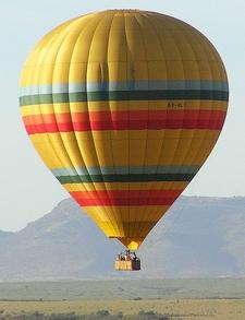 Balloon Ride Mara