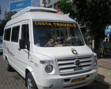 Costa Travels Tempo Traveller