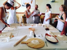 Home Made Pasta Cooking Class