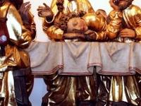 Majster Pavol Z Levoce Posledna Vecera Sucast Oltara Z Chramu Sv